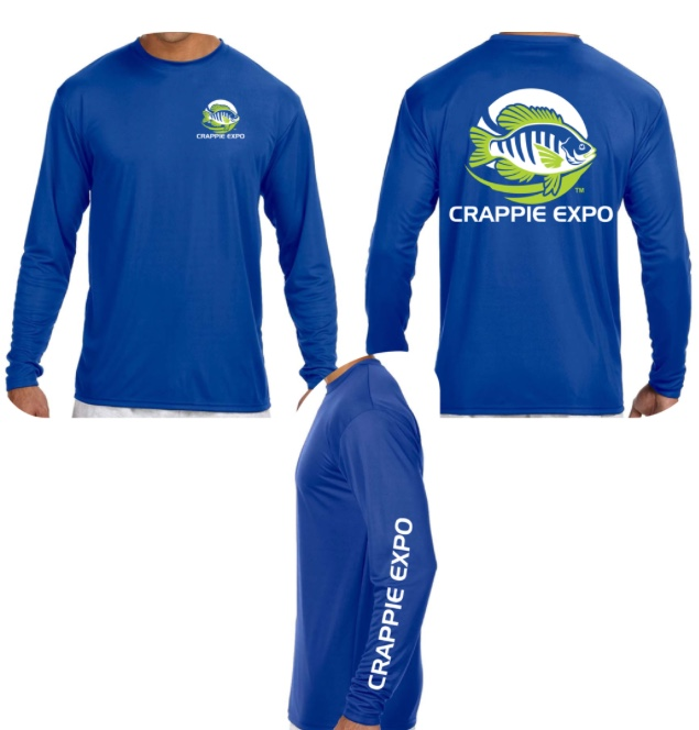 Crappie Expo Performance Shirt